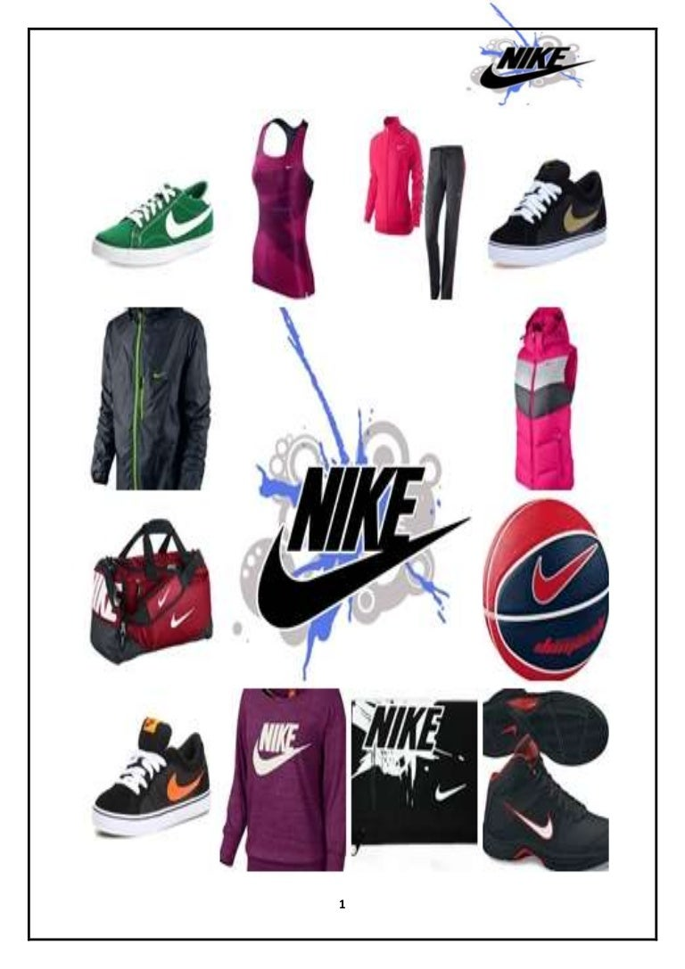 0e0f5c40acf Nike strategic management