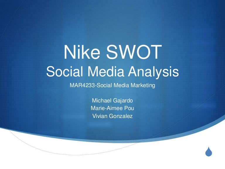 company analysis of nike 2014 essay Published: mon, 5 dec 2016 nike has both commercial strengths and weeknesseshowever, in the 50 years the nike has been in production it has shabby the majority face up to.