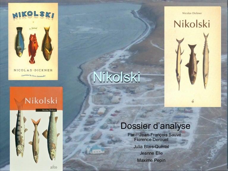 nikolski dissertation critique