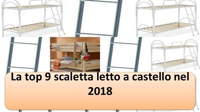 Scalette Letto A Castello.La Top 9 Scaletta Letto A Castello Nel 2018