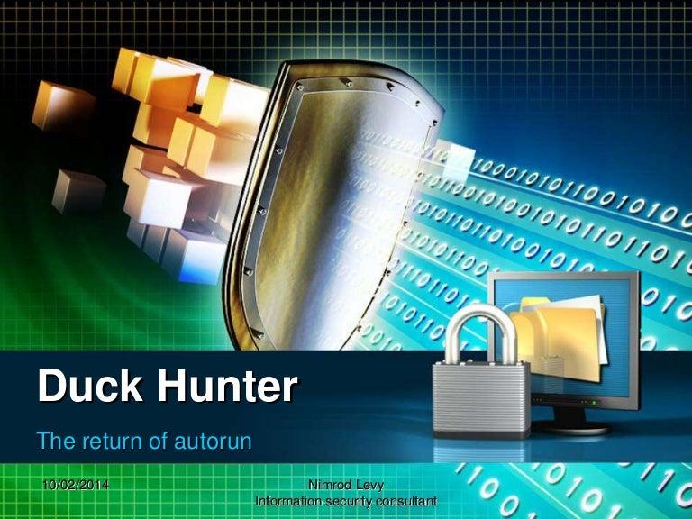 nimrod duck hunter copy, Powerpoint templates