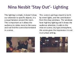 Nina nesbitt blog post slide share