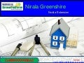 Nirala Greenshire with Green Environment in Noida Extension