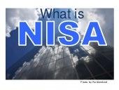 What is NISA ?
