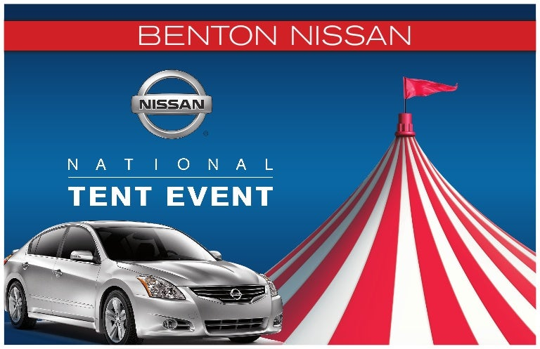 Benton Nissan Oxford >> Nissan National Tent Event Benton Nissan Oxford Al