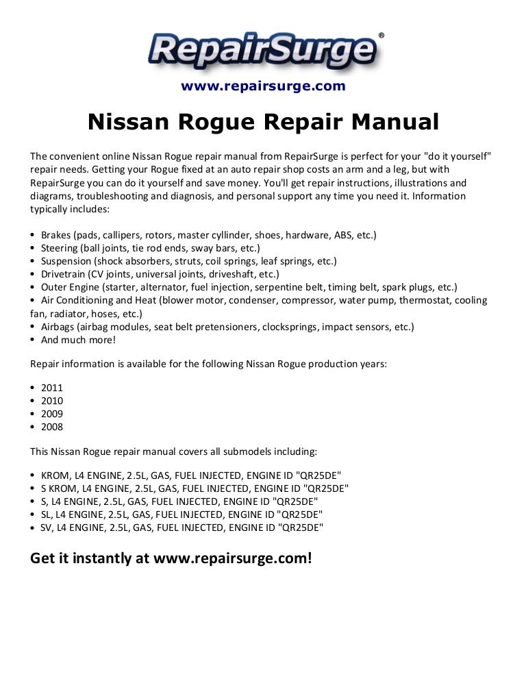 nissan rogue repair manual 2008 2011 Ladder Diagram  Residential Electrical Wiring Diagrams Wiring a Non-Computer 700R4 Wiring Harness Diagram