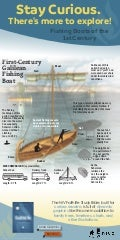 Fishing Boats of the 1st Century - Infographic