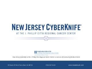 New Jersey CyberKnife