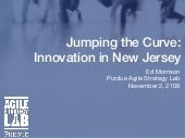 Jumping the Curve: Innovation in New Jersey