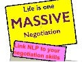 NLP and Negotiation