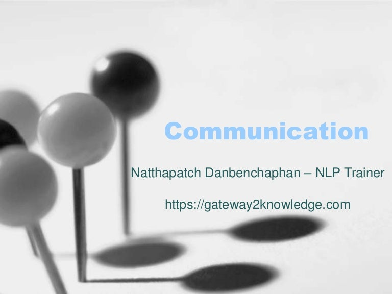 NLP Business Communication