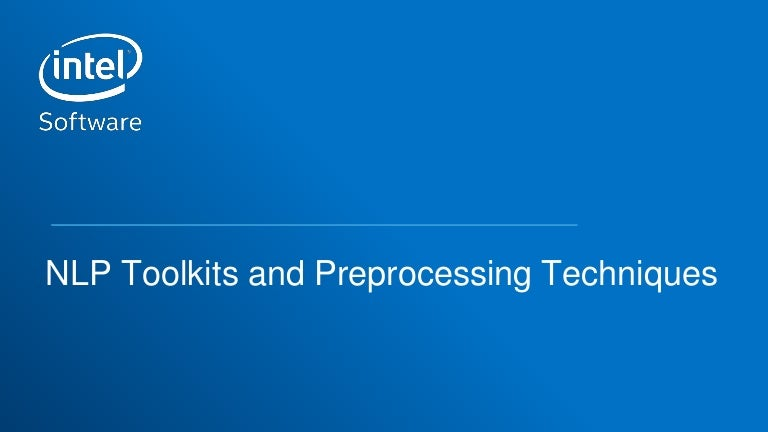Nlp toolkits and_preprocessing_techniques