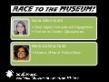 "Viral Marketing On a Small Budget: The ""Race to the Museum"" Initiative"