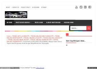 No hp-0812-5252-5505-tarif-travel-dari-surabaya-ke-malang
