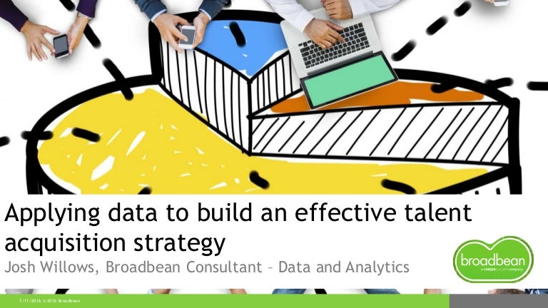 Using Data To Build An Effective Talent Acquisition Strategy