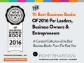 The 15 Best Business Books Of 2016 | Non-Obvious Book Award Winners