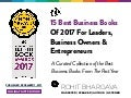 The Best Business Books Of 2017 | Non-Obvious Book Award Winners