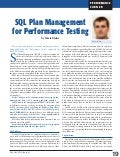 Using SQL Plan Management for Performance Testing