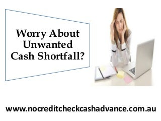 No Credit Check Loans- Finances To Be Accessed Without Much Of Any Too Much Bother