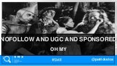 Nofollow, UGC, and Sponsored Attributes
