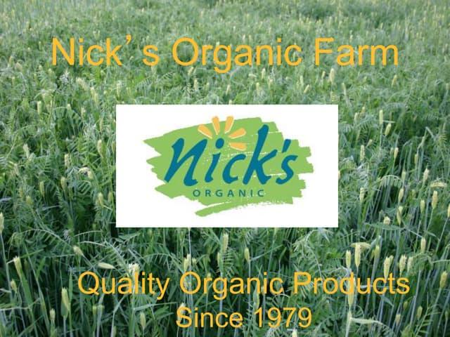 "Nick Maravell: ""Carbon Farming"""