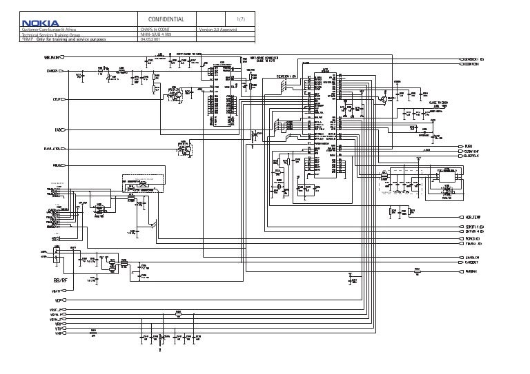Circuit Diagram Nokia 3310 Wiring Library