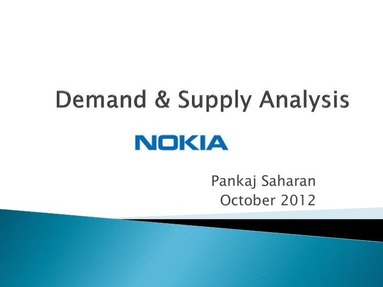 strategic analysis on nokia Strategic analysis nokia introduction / case context nokia for many years was the largest mobile phone company in the planet it sold in 2010 the great amount of 450 millions mobiles around the world (gartner, 2011) however, today nokia has been challenged and has lost market share due.