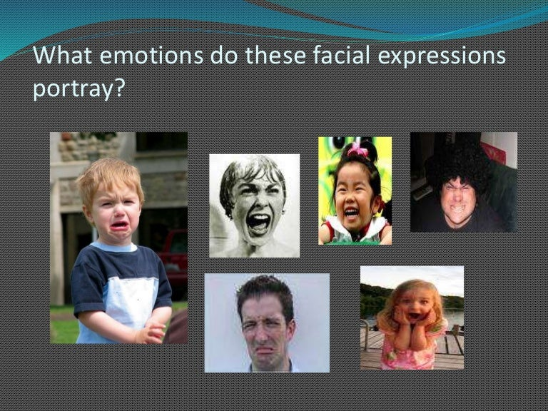 Facial expressions in non-verbal communication, cover power strip