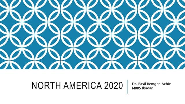 North America 2020