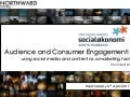Audience and Consumer Engagement using social media and video content as a marketing tool