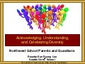 Northwest Parents Scknowledging Understanding Celebrating Diversity