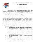 Nota Oficial nº 002/2016