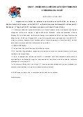 Nota Oficial nº 002/2017
