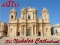 Sicilia La Cattedrale di Noto