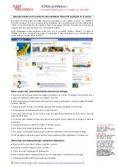Nouvelle interface de facebooken 10 points