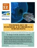 City of Roanoke Technology & eCommerce Workshops, November 12, 2014