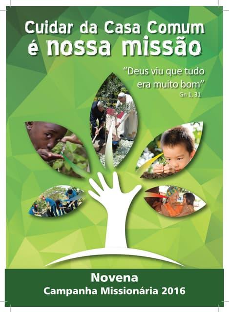 Novena Missionária 2016