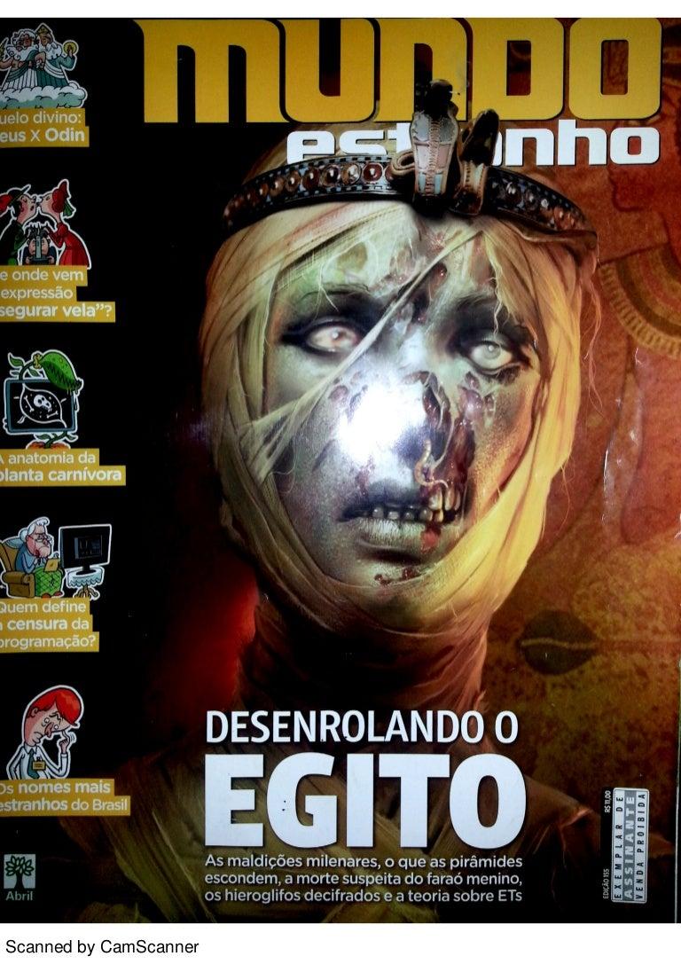 Revista Mundo Estranho Pdf