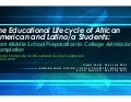 The Education Lifecycle of African American and Latino/a Students: From Middle School Preparation to College Admission and Completion