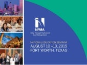Challenges in implementing property management system -- presented in Aug'15 NPMA National Conference