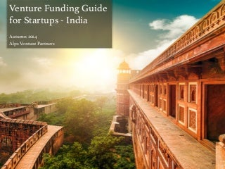 Venture Funding Guide for Startups - India Region