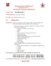 Ns1 4th Quarter Writing Assignment 2012 13 without example
