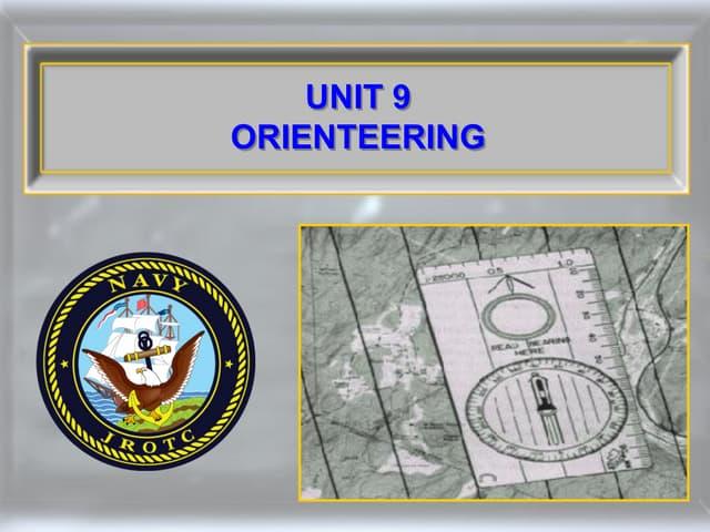 NS1 Orienteering