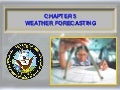 NS2 3.5 Weather Forecasting
