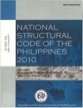 NSCP 2010 , Volume 1