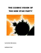 The New Star Party - Interstellar Vision from 1990's