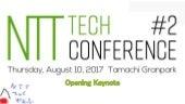 NTT Tech Conference #2 - Opening Keynote -