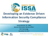 Ntxissacsc5 yellow 2-evidence driven infosec compliance strategy-garrettp1