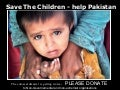 SAVE THE CHILDREN - HELP PAKISTAN (PDF)