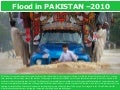 Flood in Pakistan 2010 - part 1